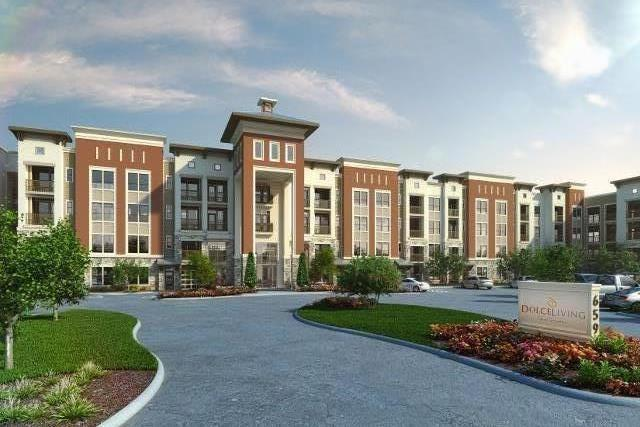 Dolce Living Twin Creeks ApartmentsAllenTX