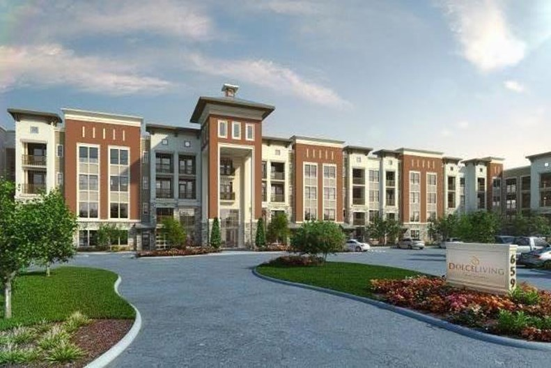 Dolce Living Twin Creeks Apartments
