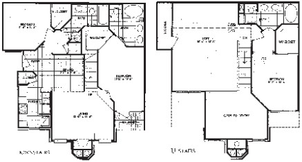 1,776 sq. ft. C2 floor plan