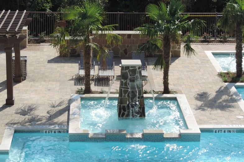 Pool at Listing #251078