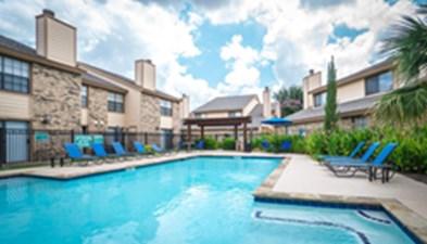 Pool at Listing #136209