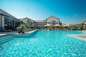 Pool at Listing #282391