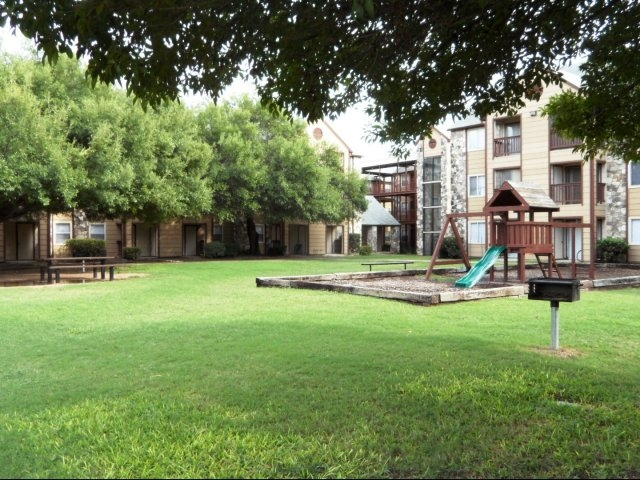 Playground at Listing #141159