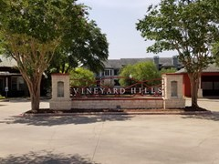 Vineyard Hills Apartments Austin TX