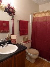 Bathroom at Listing #138615