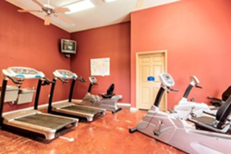Fitness Center at Listing #144527