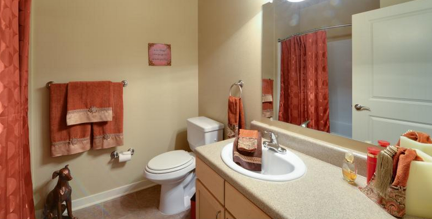 Bathroom at Listing #214961
