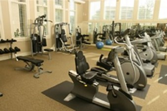 Fitness Center at Listing #145769