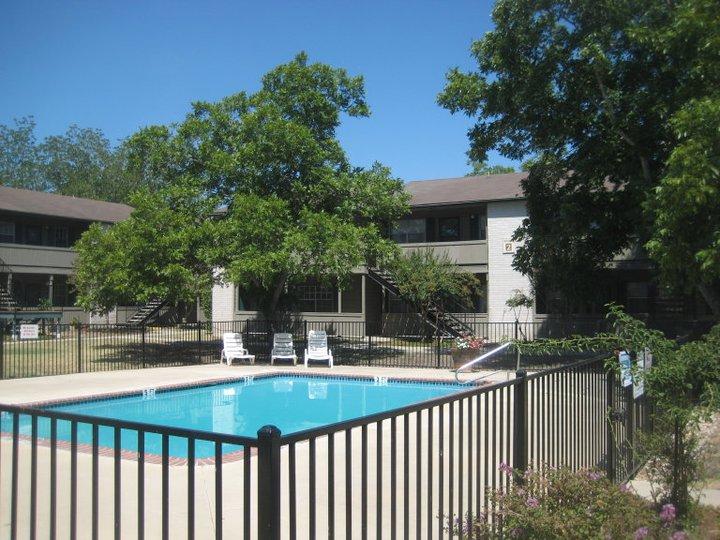 Pool at Listing #255301