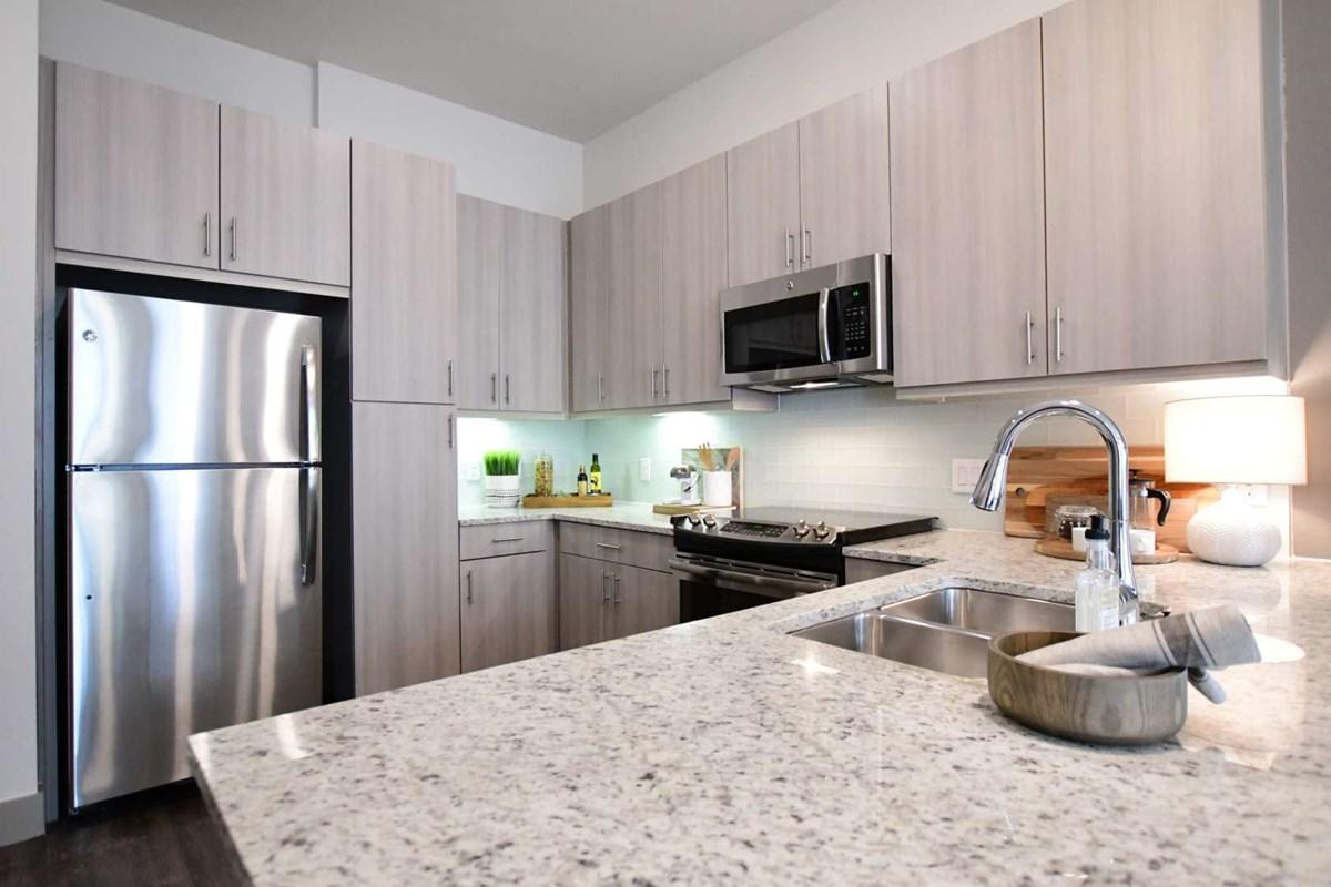 Kitchen at Listing #302218
