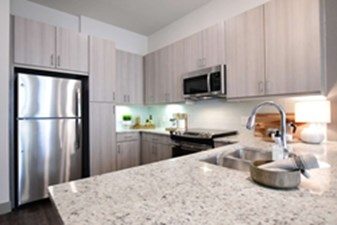 Kitchen at Listing #302218