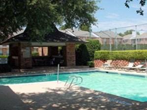 Pool at Listing #136035