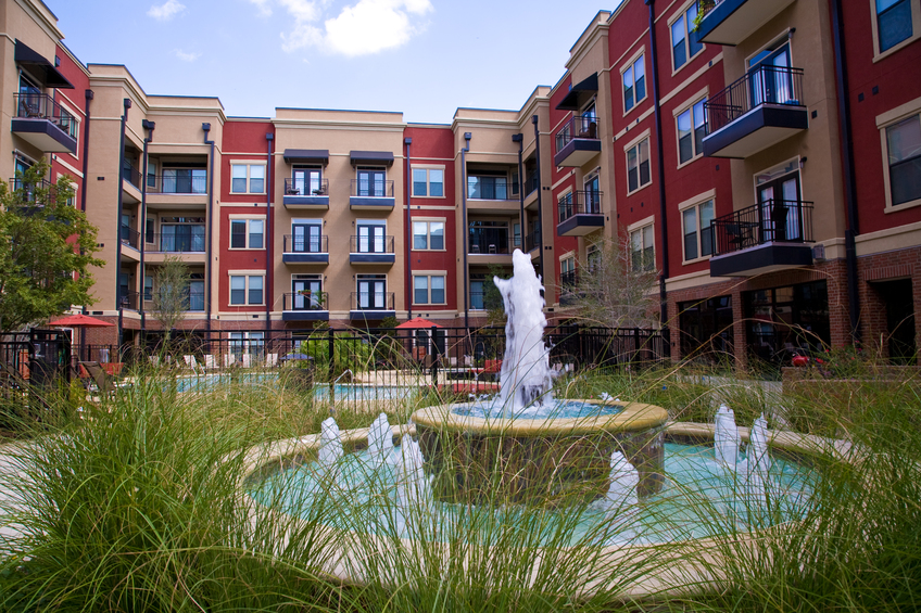 Resort at 925 Main Apartments Downtown Grapevine TX