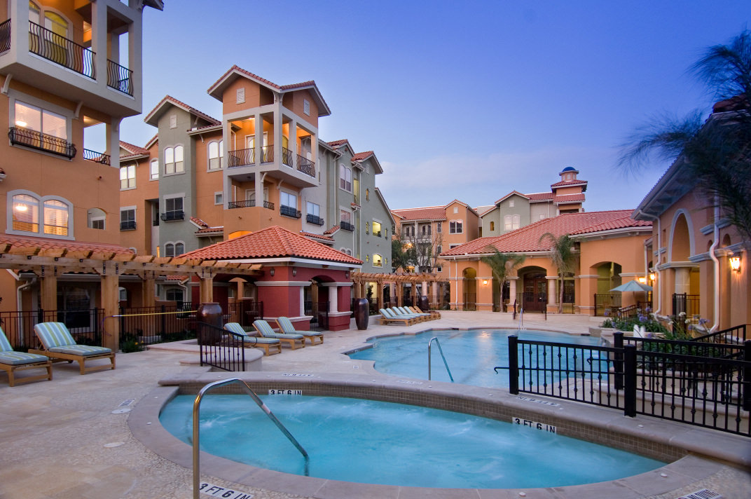 Portico at West 8 I & II Apartments Houston TX