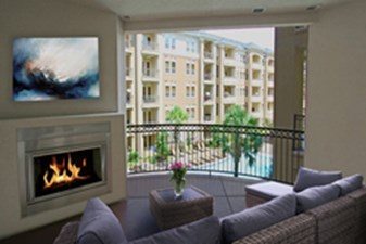 Balcony at Listing #249917