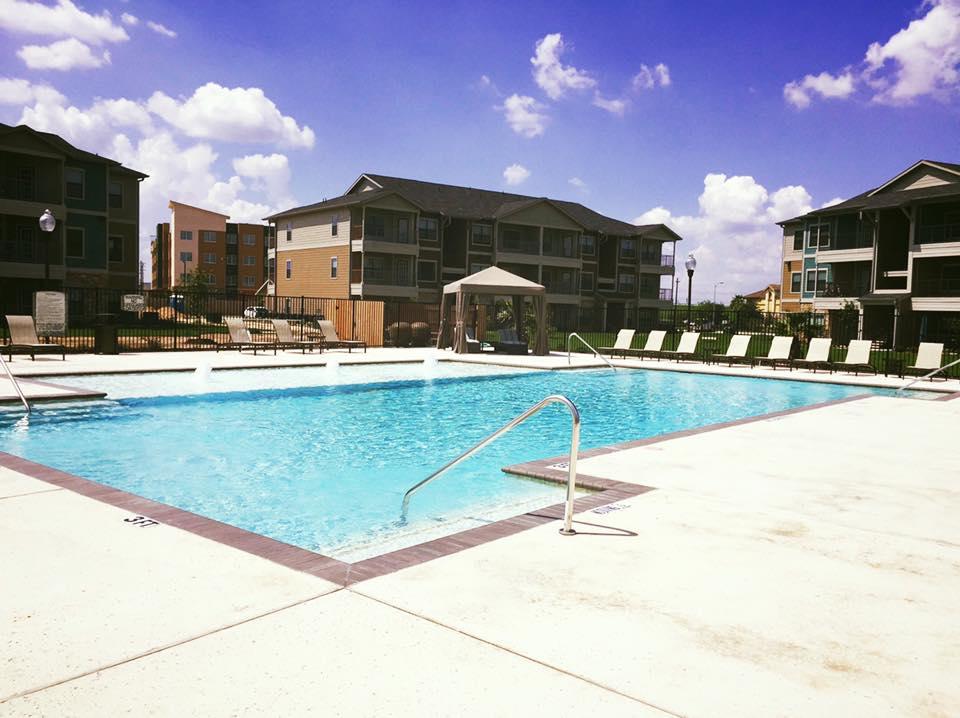 Pool at Listing #263982