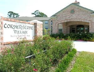 Cornerstone Village Apartments Houston TX