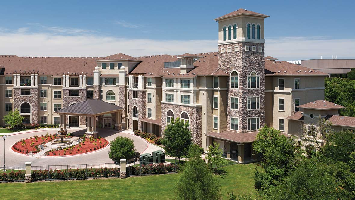 Atria Canyon Creek Apartments