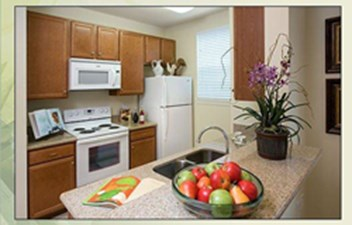 Kitchen at Listing #144637