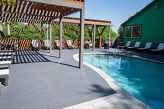 Pool at Listing #140480