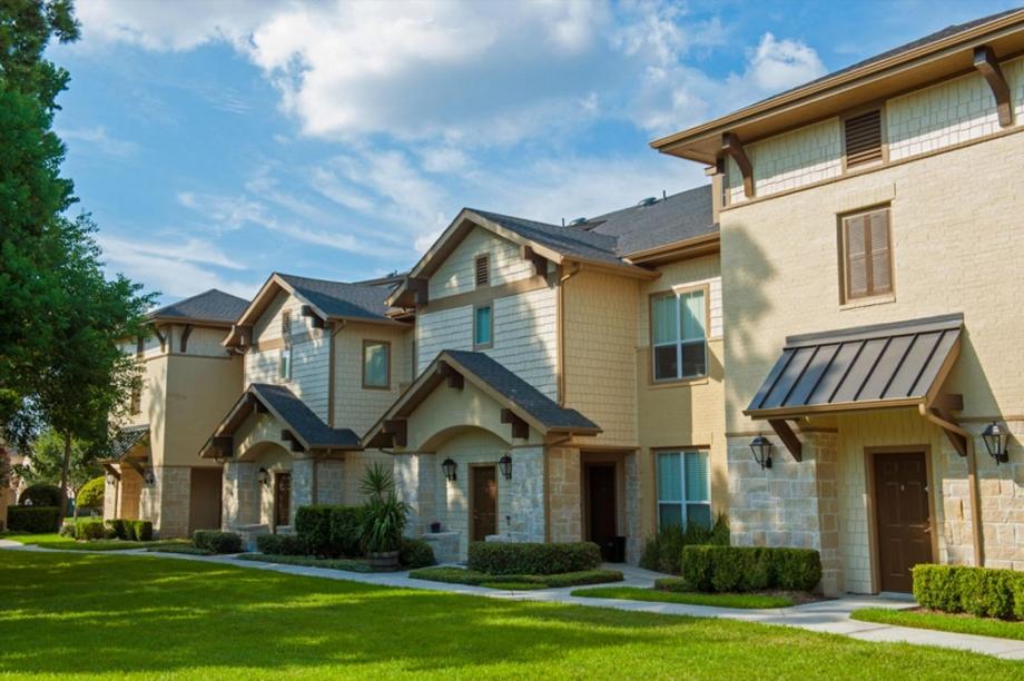 Camden Woodson Park Apartments Houston TX