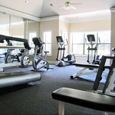 fitness center at Listing #140162