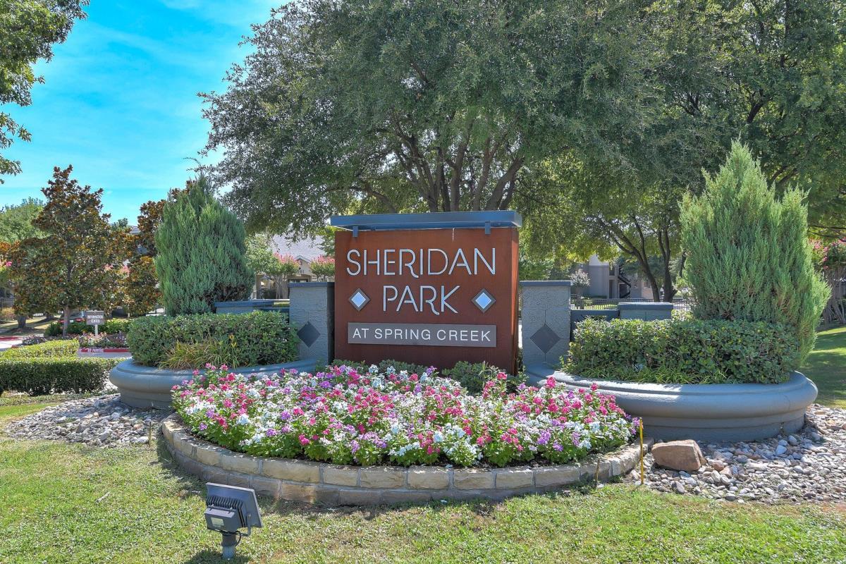 Sheridan Park at Spring Creek Apartments Plano TX
