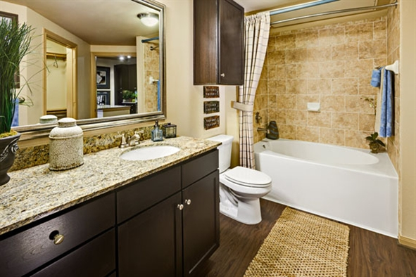 Bathroom at Listing #264115