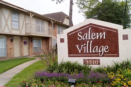 Salem Village Apartments Pearland TX