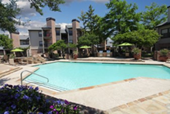 Pool at Listing #135915