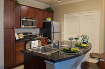 Kitchen at Listing #145013