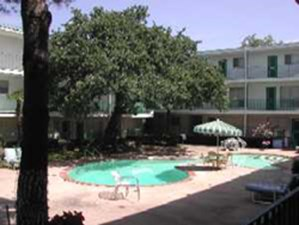 Pool at Listing #140597