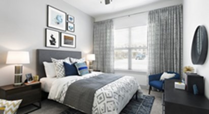 Bedroom at Listing #292709