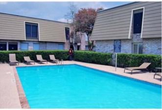 Pool at Listing #138344