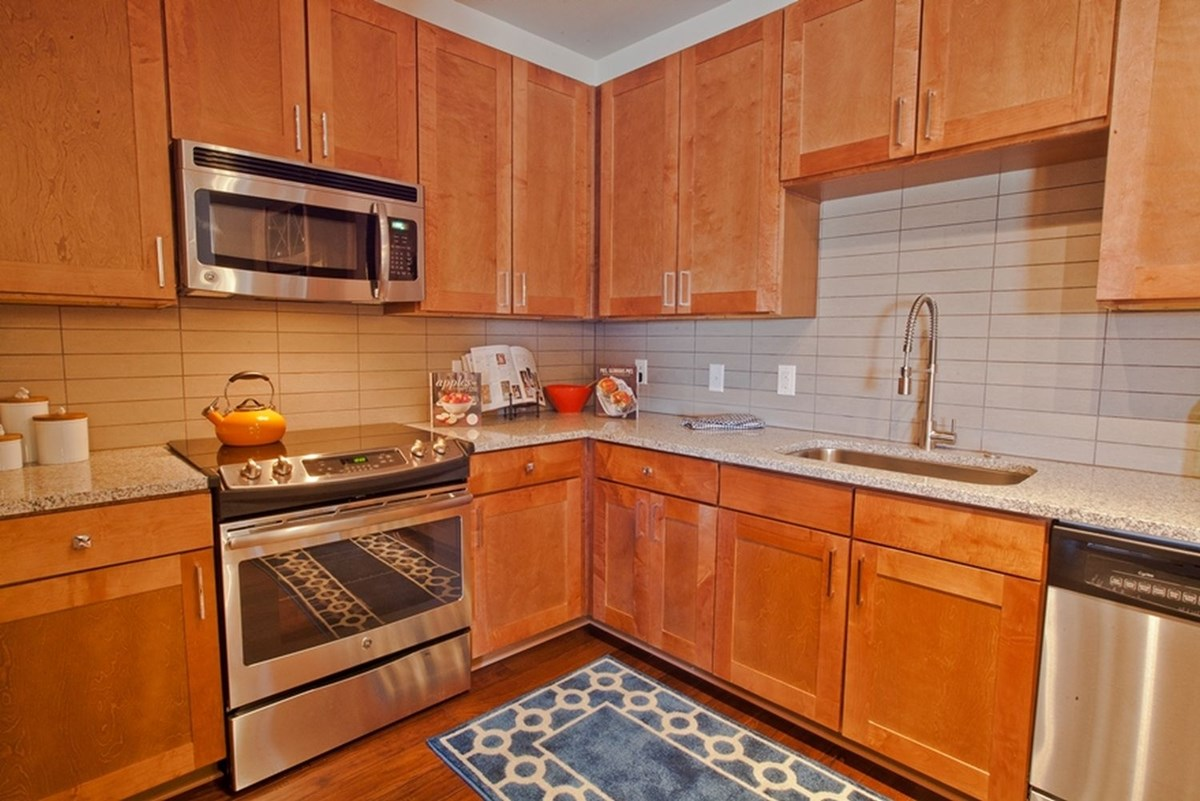 Kitchen at Listing #276343