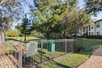 Dog Park at Listing #138396