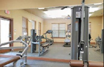 Fitness Center at Listing #145759