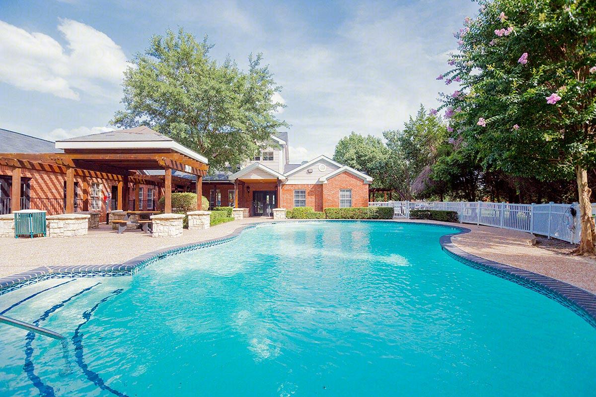 Pool at Listing #137826