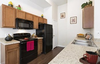 Kitchen at Listing #146655