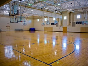 Basketball Court at Listing #144098