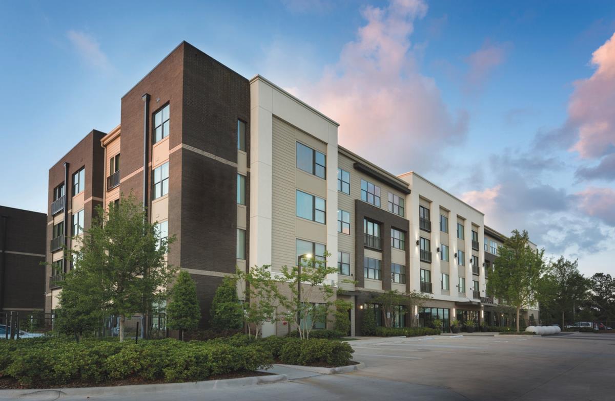 Hanover Midtown Park Apartments Dallas TX