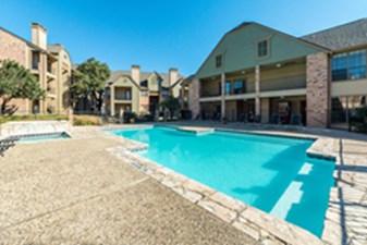 Pool at Listing #141335