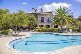 Pool at Listing #140692