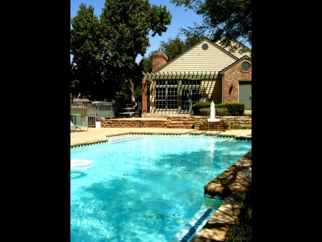 Pool at Listing #136075