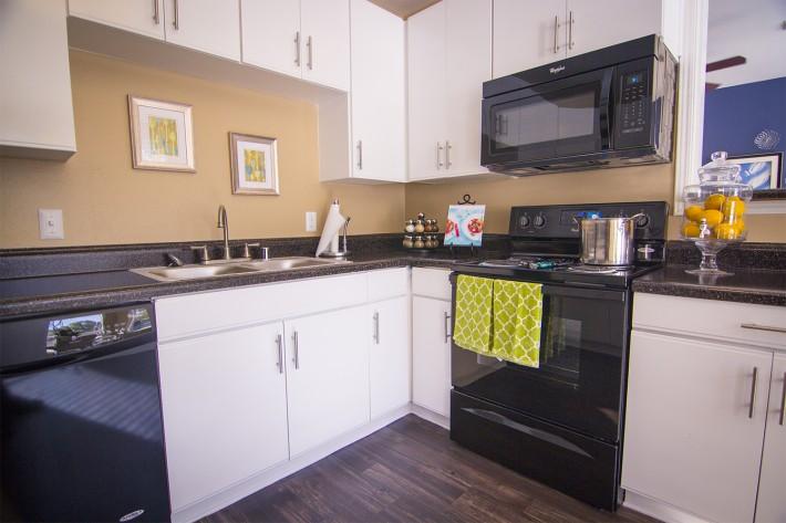 Kitchen at Listing #140110