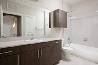 Bathroom at Listing #291864