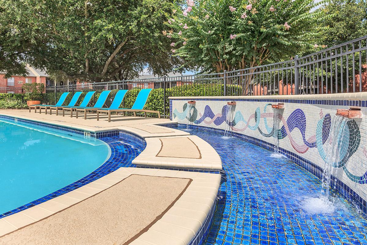 Pool at Listing #138645