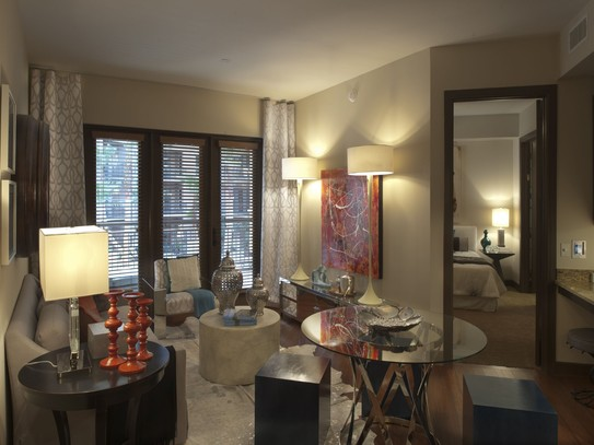 Living/Dining at Listing #152990
