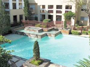 Pool at Listing #139660