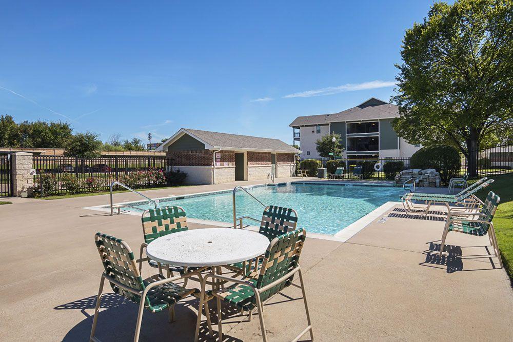 Pool at Listing #144547